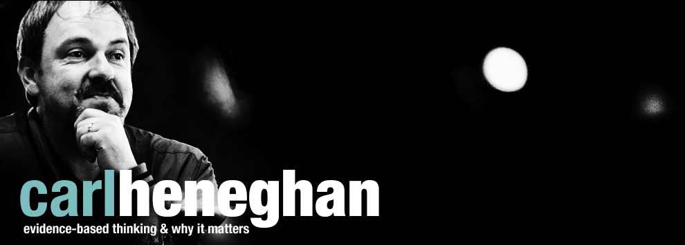Carl Heneghan's Blog